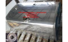 Бак топливный 400 литров алюминиевый F для самосвалов фото Махачкала