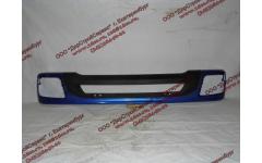 Бампер FN3 синий самосвал для самосвалов фото Махачкала