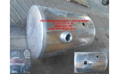 Бак топливный 380литров круглый H2/H3 фото Махачкала