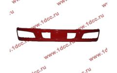 Бампер F красный пластиковый для самосвалов фото Махачкала